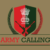 Army Calling, Join Indian Army icon