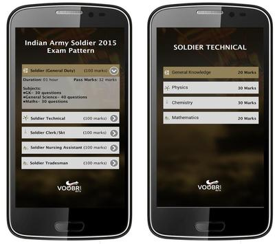 Army Calling, Join Indian Army apk screenshot
