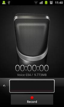 Audio Book Recorder apk screenshot