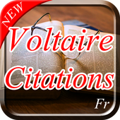 voltaire citations icon
