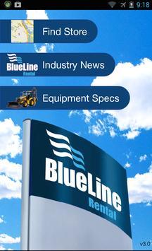 BlueLine Rental poster