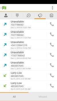 Vonage MobileConnect apk screenshot