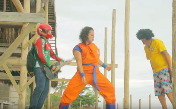 Melot Dragon Ball apk screenshot