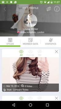 VoteMyStyle | Style rating apk screenshot