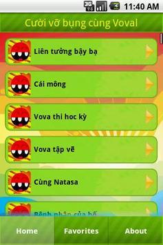 Voval Cười apk screenshot