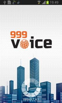 999Voice poster
