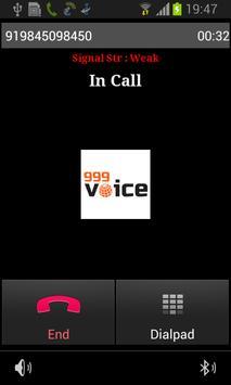 999Voice apk screenshot