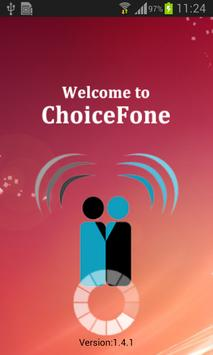 ChoiceFone poster