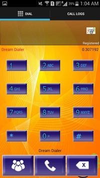 Dream Dialer apk screenshot