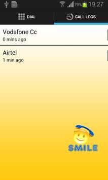 Smile apk screenshot