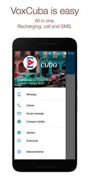VoxCuba – Recharge for Cuba apk screenshot