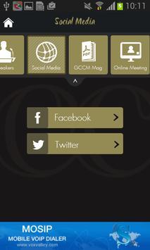Inside GCCM apk screenshot