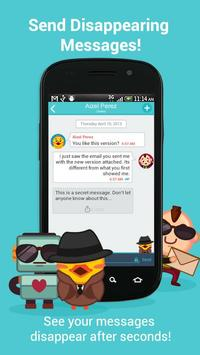 Babble Messenger apk screenshot