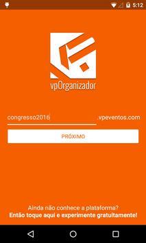 vpOrganizador poster