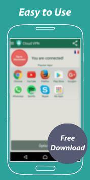 Free Cloud VPN - Advice apk screenshot