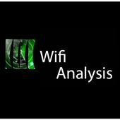 Wifi analysis icon