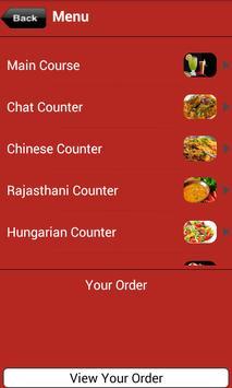 The Grand Gokul Caterers apk screenshot