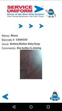 Service Uniform Repair (Co) apk screenshot