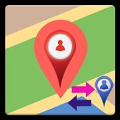 Mobile Location Tracker icon