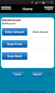 FNCU Deposit apk screenshot