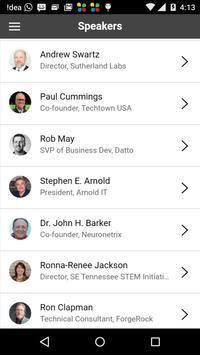 TechFestLou apk screenshot