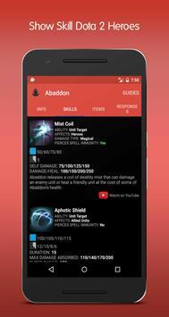 Wiki & Tips for Dota 2 apk screenshot