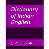 Dictionary of Indian English icon