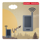 Walkie Talkie Wifi icon