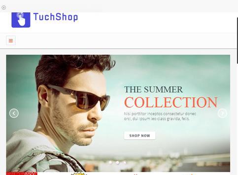 Tuchshop apk screenshot