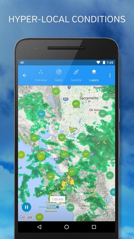 weather underground apk free weather app for android apkpure