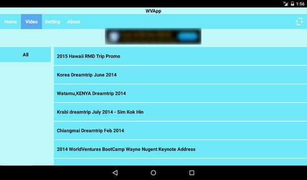 WVApp apk screenshot