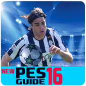 Guide For PES 16 icon