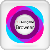 3G  Super Fast Aungsho Browser icon