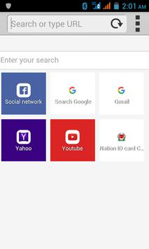 3G  Super Fast Aungsho Browser apk screenshot