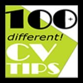 Over 100 Top CV Tips ~ Free! icon