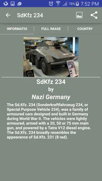 Armoured cars of WW2 apk screenshot