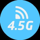 4.5G MaviNet icon