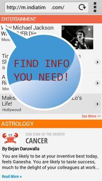 4G Browser India apk screenshot
