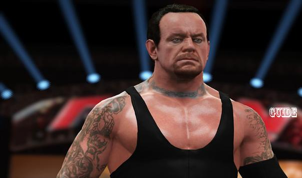 Guide & Tips For WWE 2K17 apk screenshot