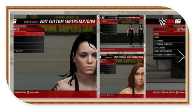 Unlock Guide for WWE 2K16 apk screenshot