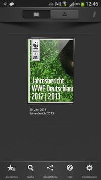 WWF Wissen poster