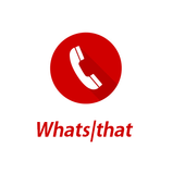 Whats that - Messanger Chat icon