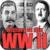 History of WW2 icon