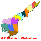 AP District Websites Official icon