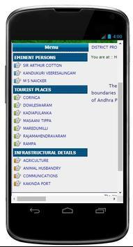 AP District Websites Official apk screenshot