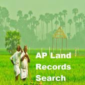 AP Land Records Search icon