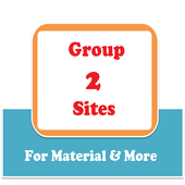 Group 2 Sites For Material icon