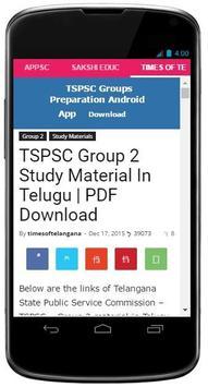 Group 2 Sites For Material apk screenshot