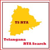 Telangana RTA Search icon