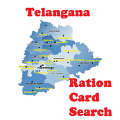 TS Ration Card Search icon